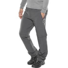 Schöffel Koper Pantalones Hombre, charcoal